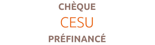 Le CESU préfinancé